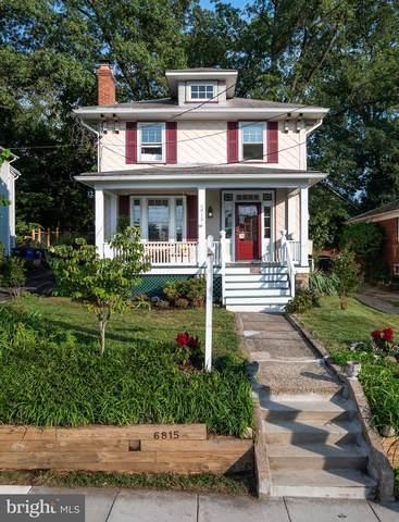 6815 Laurel Street NW, WASHINGTON, DC 20012 (#DCDC2014486) :: The Gus Anthony Team