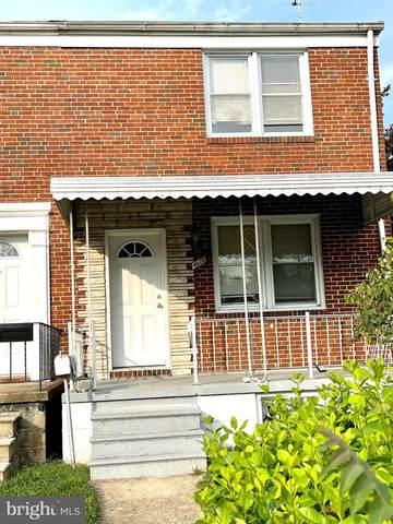 4622 Marx Avenue, BALTIMORE, MD 21206 (MLS #MDBA2013210) :: Maryland Shore Living | Benson & Mangold Real Estate