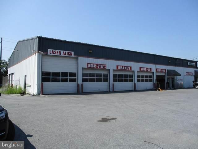 1916 W Main Street, MOUNT JOY, PA 17552 (#PALA2005640) :: The Matt Lenza Real Estate Team