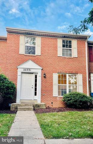 20331 Mill Pond Terrace, GERMANTOWN, MD 20876 (#MDMC2016972) :: Murray & Co. Real Estate