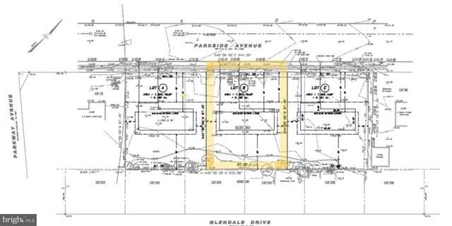 1108-1110 Parkside Ave (B294,L70), EWING, NJ 08618 (MLS #NJME2005244) :: The Dekanski Home Selling Team