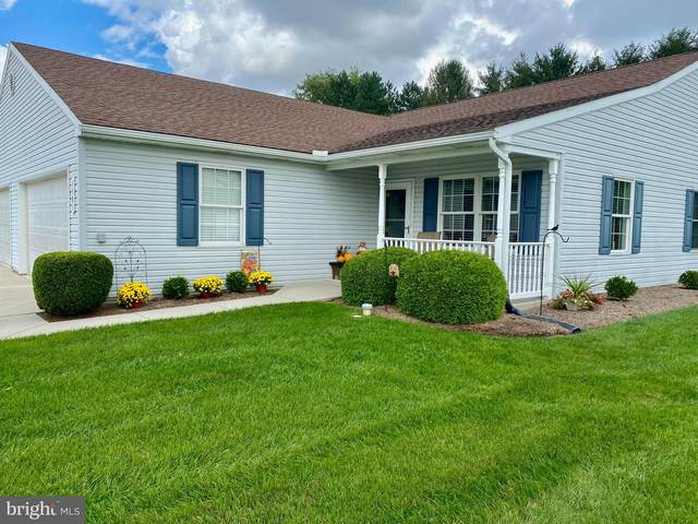 1381 Village Drive, SPRING GROVE, PA 17362 (#PAYK2006578) :: Flinchbaugh & Associates