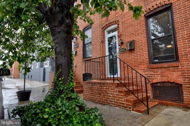 1007 S Linwood Avenue, BALTIMORE, MD 21224 (#MDBA2013224) :: The Dailey Group