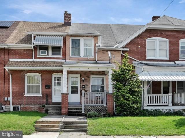 410 S Lincoln Avenue, LEBANON, PA 17042 (#PALN2001724) :: Murray & Co. Real Estate