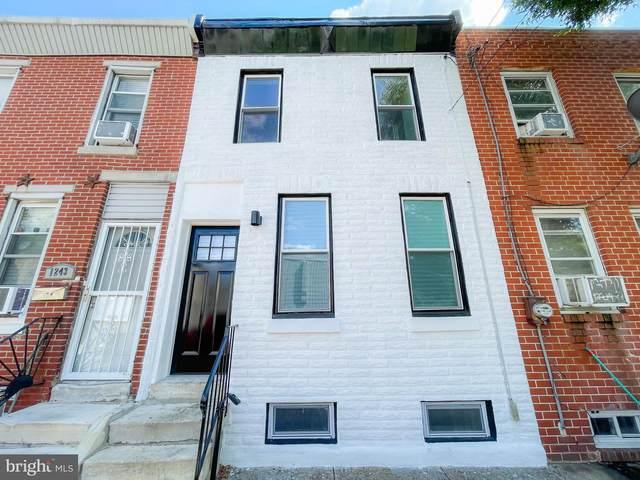 1245 S 32ND Street, PHILADELPHIA, PA 19146 (#PAPH2031854) :: Team Martinez Delaware