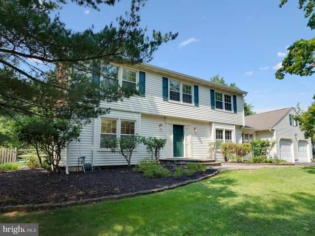 20 Cartwright Drive, PRINCETON JUNCTION, NJ 08550 (#NJME2005254) :: Rowack Real Estate Team