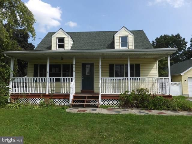 48 Robbinsville Edinburg Road, TRENTON, NJ 08691 (#NJME2005256) :: McClain-Williamson Realty, LLC.