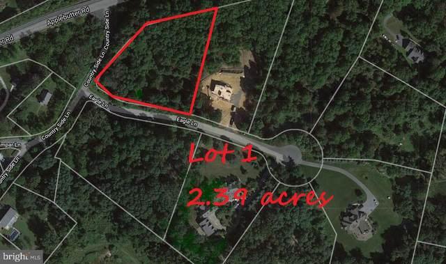 LOT 1 Eagle Lane, HELLERTOWN, PA 18055 (#PANH2000548) :: McClain-Williamson Realty, LLC.