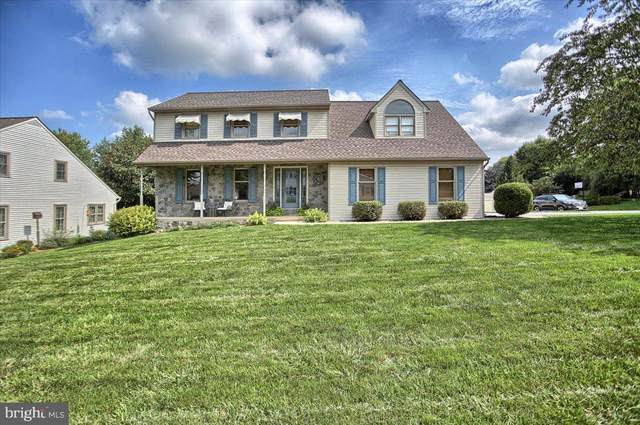 153 Longfellow Drive, LANCASTER, PA 17602 (#PALA2005648) :: CENTURY 21 Home Advisors