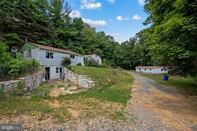 7114 & 7114-A Edgemont Road, FREDERICK, MD 21702 (#MDFR2006256) :: Key Home Team