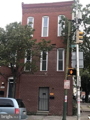 1564 N Carey Street, BALTIMORE, MD 21217 (#MDBA2013238) :: Crews Real Estate