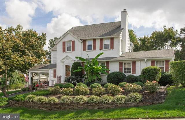116 Scenic Road, SPRINGFIELD, PA 19064 (#PADE2007908) :: AG Residential