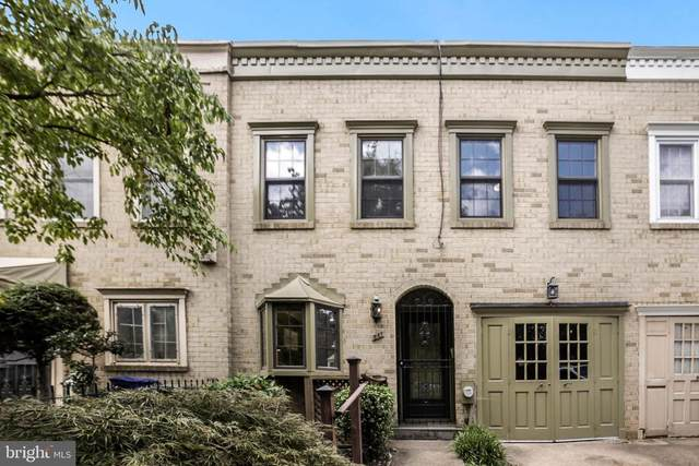 547 5TH Street SE, WASHINGTON, DC 20003 (#DCDC2014528) :: AG Residential
