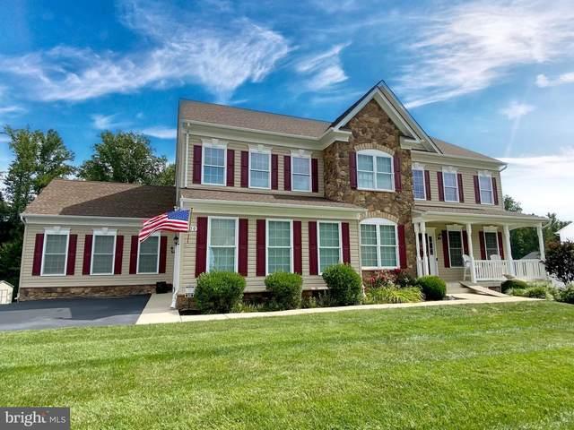 620 Maybrook Drive, HUNTINGTOWN, MD 20639 (#MDCA2001978) :: Blackwell Real Estate
