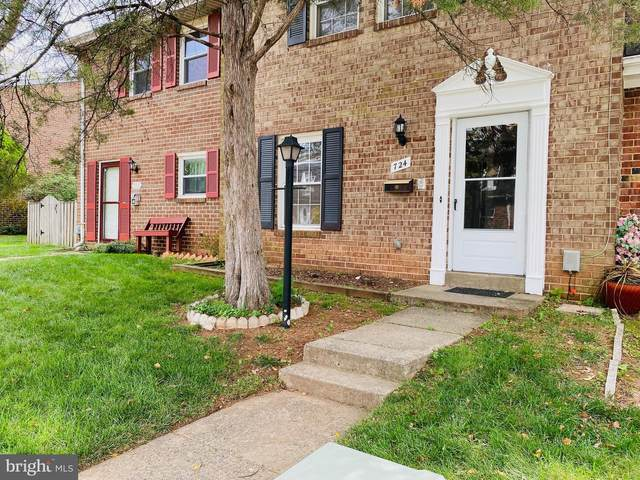 724 Colonial Avenue, STERLING, VA 20164 (#VALO2008914) :: Murray & Co. Real Estate