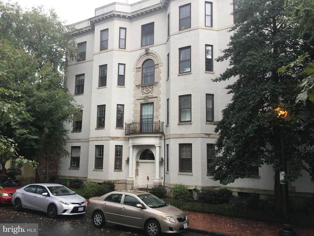 3014 Dent Place NW 16E, WASHINGTON, DC 20007 (#DCDC2014546) :: Shamrock Realty Group, Inc