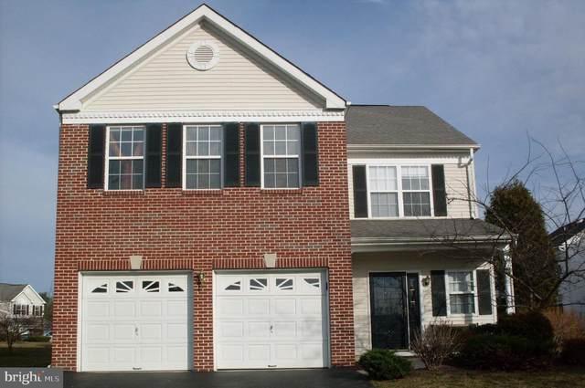 4 Shale Court, EAST WINDSOR, NJ 08520 (#NJME2005276) :: Rowack Real Estate Team