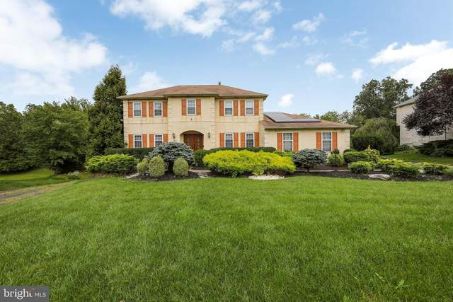 133 Gwynmont Drive, NORTH WALES, PA 19454 (#PAMC2012000) :: Linda Dale Real Estate Experts