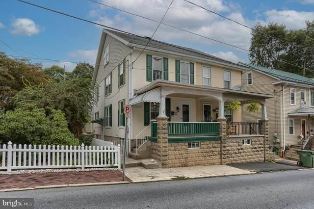 22 W Pottsville Street, PINE GROVE, PA 17963 (#PASK2001506) :: Ramus Realty Group