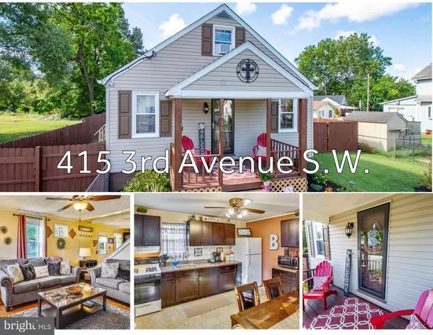 415 3RD Avenue SW, GLEN BURNIE, MD 21061 (#MDAA2010602) :: Berkshire Hathaway HomeServices PenFed Realty