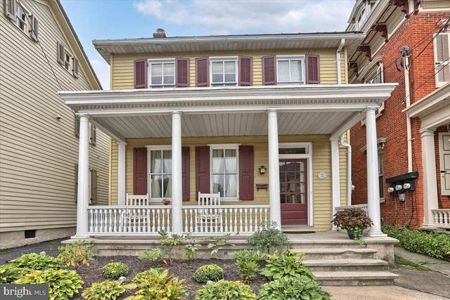 24 W Main Street, STRASBURG, PA 17579 (#PALA2005658) :: The Heather Neidlinger Team With Berkshire Hathaway HomeServices Homesale Realty