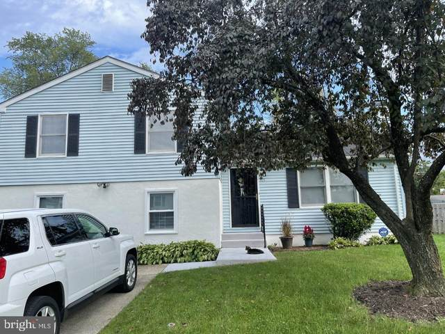 15 Betlou James Place, BALTIMORE, MD 21207 (#MDBC2011838) :: Integrity Home Team