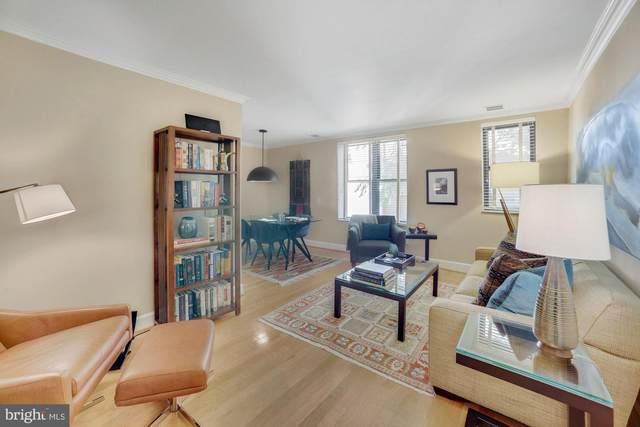 2138 California Street NW #306, WASHINGTON, DC 20008 (#DCDC2014564) :: Gail Nyman Group