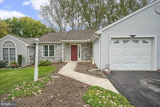 595 Blueberry Lane, LEBANON, PA 17046 (#PALN2001732) :: CENTURY 21 Home Advisors