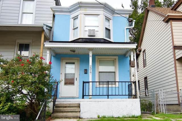 2317 Cumberland Avenue, MOUNT PENN, PA 19606 (#PABK2004844) :: New Home Team of Maryland