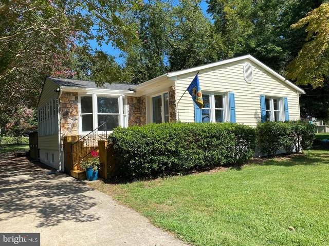 2158 Oakdale Road, PASADENA, MD 21122 (#MDAA2010622) :: Berkshire Hathaway HomeServices PenFed Realty