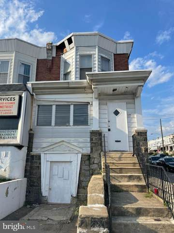 6101 Lansdowne Avenue, PHILADELPHIA, PA 19151 (#PAPH2032020) :: Paula Cashion | Keller Williams Central Delaware