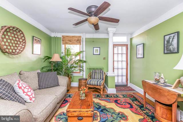 119 E Fort Avenue, BALTIMORE, MD 21230 (#MDBA2013280) :: The Dailey Group