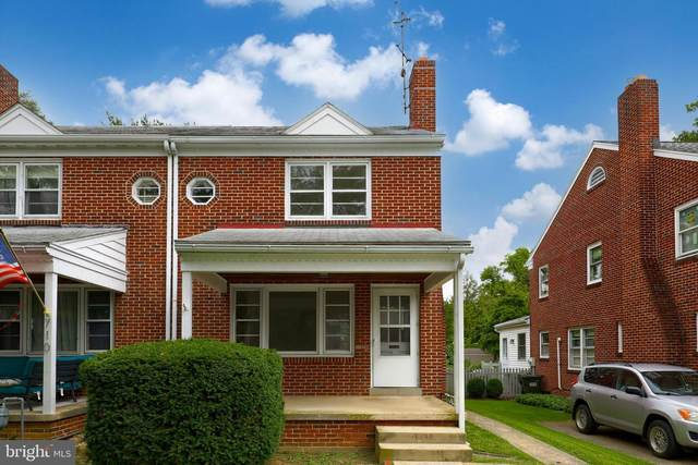 708 Fountain Avenue, LANCASTER, PA 17601 (#PALA2005670) :: Liz Hamberger Real Estate Team of KW Keystone Realty