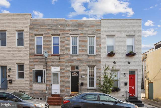 927 S Decker Avenue, BALTIMORE, MD 21224 (#MDBA2013288) :: Crossman & Co. Real Estate
