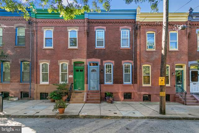 2512 Swain Street, PHILADELPHIA, PA 19130 (#PAPH2032040) :: Jason Freeby Group at Keller Williams Real Estate