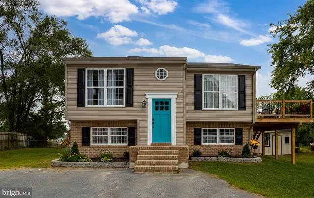 1015-A Bell Avenue, GLEN BURNIE, MD 21060 (#MDAA2010638) :: Integrity Home Team