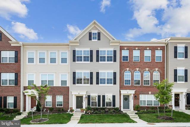 6309 Posey Street, FREDERICK, MD 21703 (#MDFR2006292) :: Pearson Smith Realty