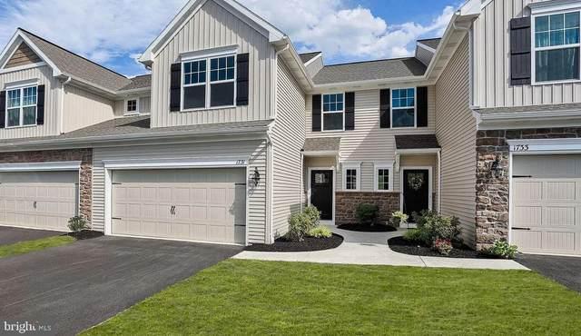 1673 Haralson Drive, MECHANICSBURG, PA 17055 (#PACB2003390) :: The Joy Daniels Real Estate Group