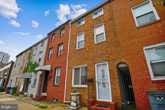 424 S Eden Street, BALTIMORE, MD 21231 (#MDBA2013306) :: Great Falls Great Homes