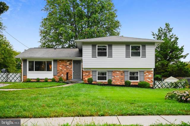 3710 Leeds Drive, SUITLAND, MD 20746 (#MDPG2012852) :: Blackwell Real Estate