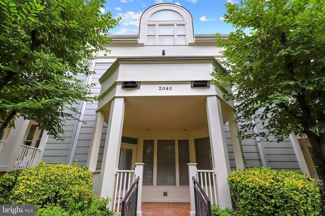 2040 N Oakland Street, ARLINGTON, VA 22207 (#VAAR2005514) :: Great Falls Great Homes