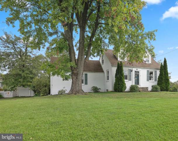 20 Cinder Road, LUTHERVILLE TIMONIUM, MD 21093 (#MDBC2011906) :: The Gold Standard Group