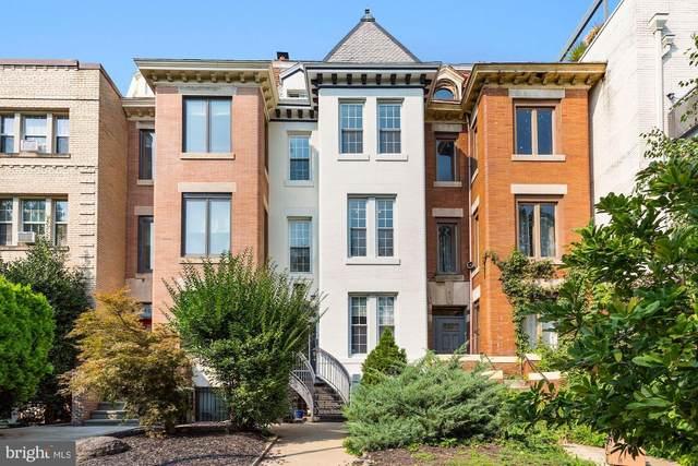 1435 Euclid Street NW #3, WASHINGTON, DC 20009 (#DCDC2014664) :: Crossman & Co. Real Estate