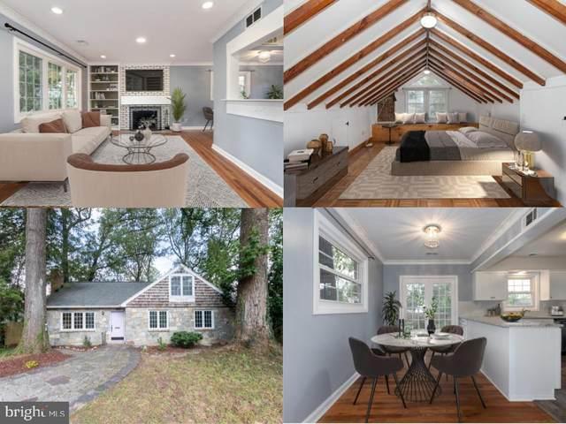 7108 Village Drive, ANNANDALE, VA 22003 (#VAFX2023372) :: Debbie Dogrul Associates - Long and Foster Real Estate