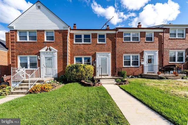 1411 Barrett Road, BALTIMORE, MD 21207 (#MDBC2011924) :: The Maryland Group of Long & Foster Real Estate