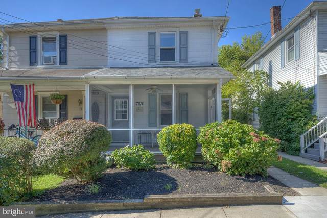 7814 Flourtown Avenue, WYNDMOOR, PA 19038 (#PAMC2012092) :: Tom Toole Sales Group at RE/MAX Main Line