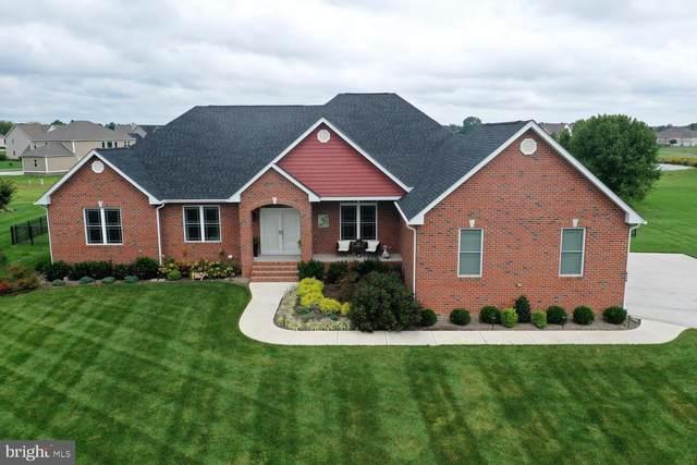 634 Estates Drive, CAMDEN WYOMING, DE 19934 (#DEKT2003236) :: Your Home Realty