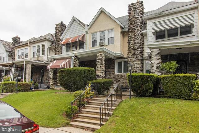 317 E Cliveden Street, PHILADELPHIA, PA 19119 (#PAPH2032232) :: The Dailey Group