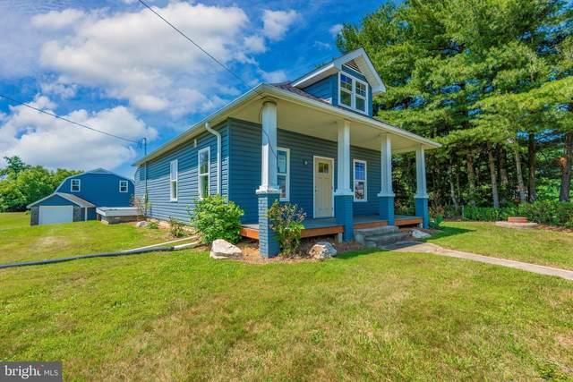 21 W Oak Ridge Drive, HAGERSTOWN, MD 21740 (#MDWA2002430) :: Dart Homes