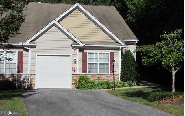 2 Carnegie Place, OCEAN PINES, MD 21811 (#MDWO2002588) :: The Maryland Group of Long & Foster Real Estate
